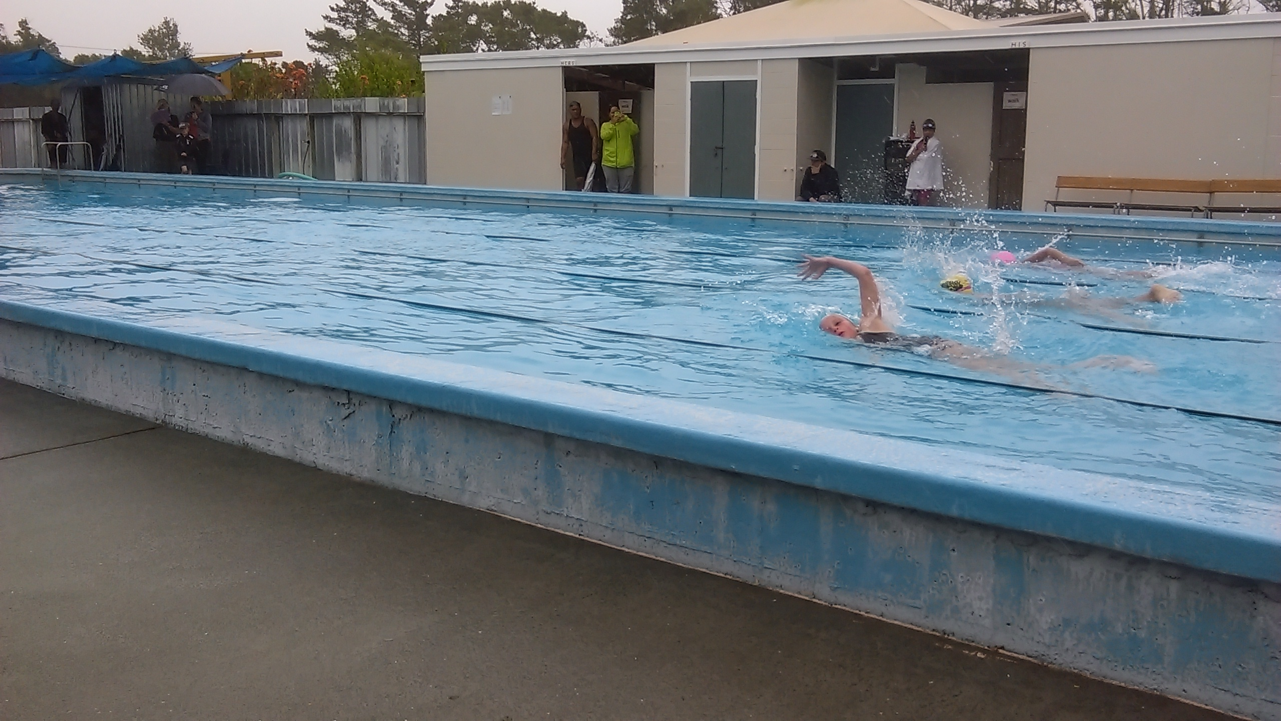 Swimming Ruawai Primary School