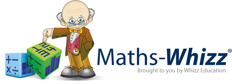 Maths-Whizzlogo