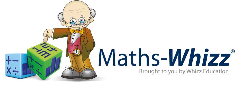 Maths-Whizzlogo